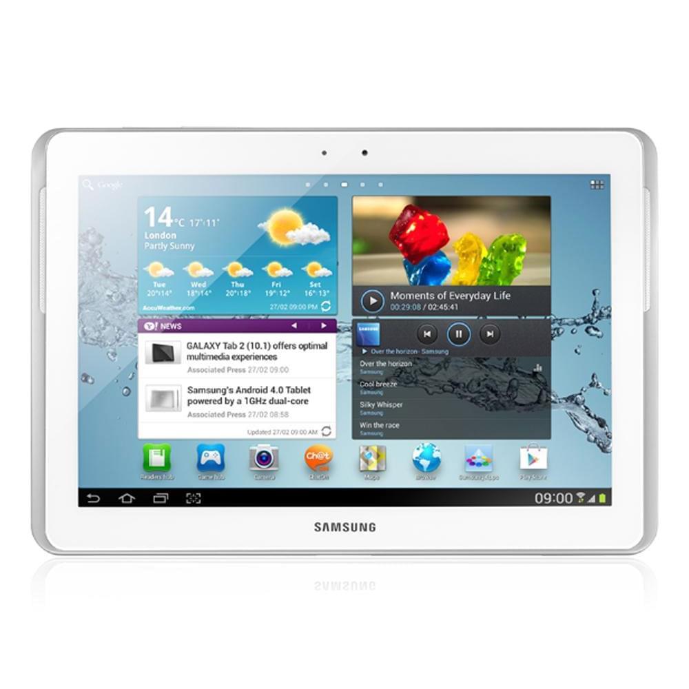 Samsung Galaxy Tab 2 P5110ZWAXEF (GT-P5110ZWAXEF) - Achat / Vente Tablette Tactile sur Cybertek.fr - 0