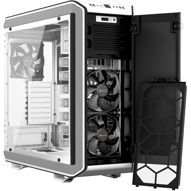 Be Quiet! GT/Sans Alim/E-ATX Blanc - Boîtier PC Be Quiet! - 5