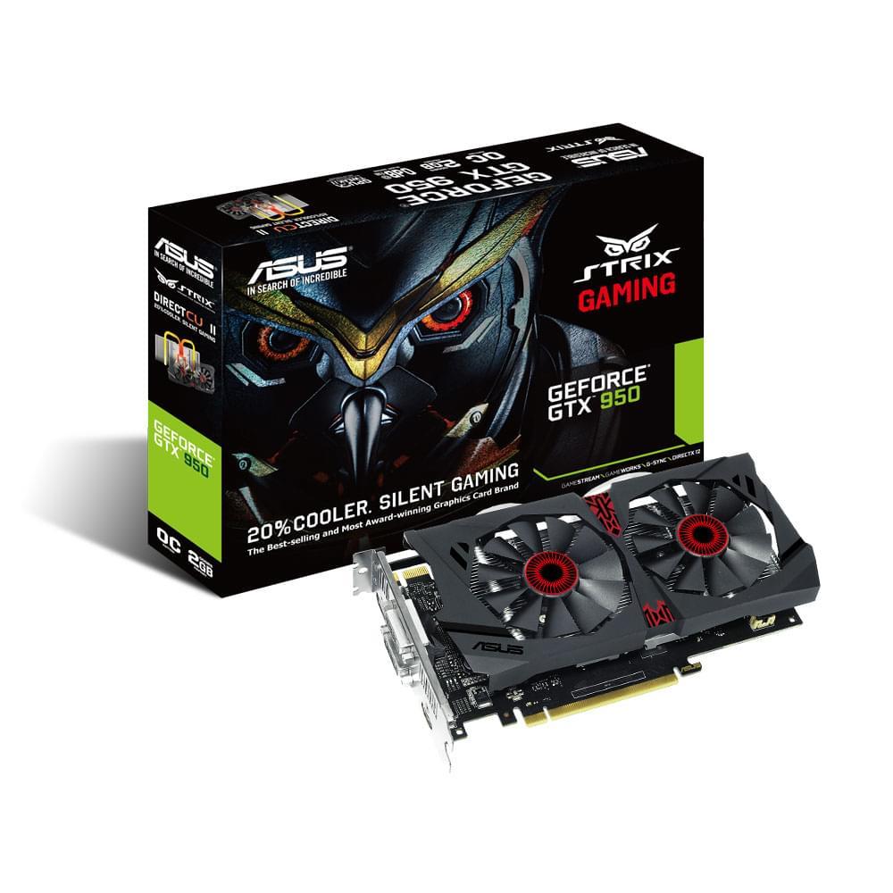 Asus  - 2Go - carte Graphique PC - GPU nVidia - 0