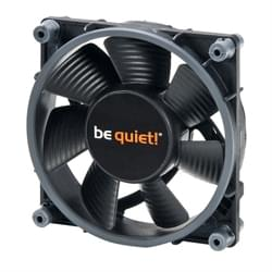 Be Quiet! Ventilateur  Shadow Wings SW1 80mm PWM, BQT T8025-MR- BL024 Cybertek