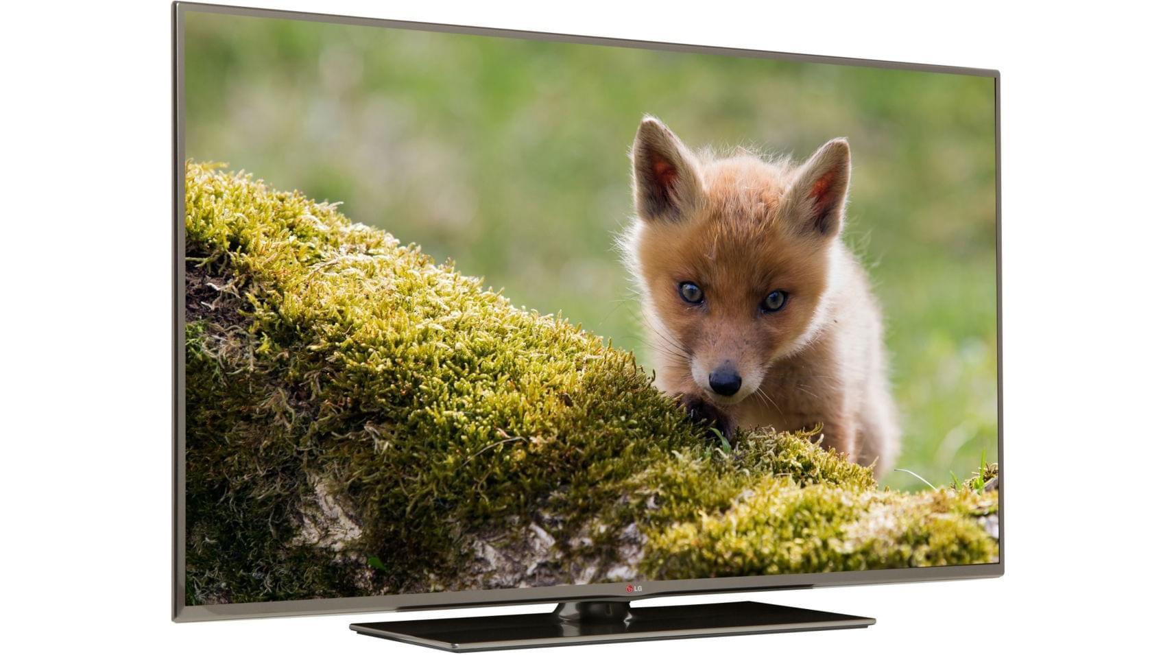 LG 55LB650V (55LB650V) - Achat / Vente TV sur Cybertek.fr - 0