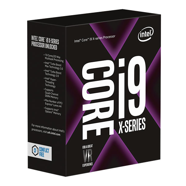 Intel Core i9 7960X - 2.8GHz - Processeur Intel - Cybertek.fr - 0