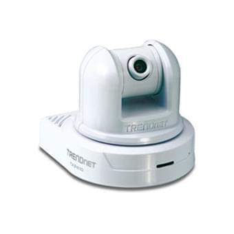 TrendNet TV-IP410 - Camera sur IP RJ45 Panoramique - 0