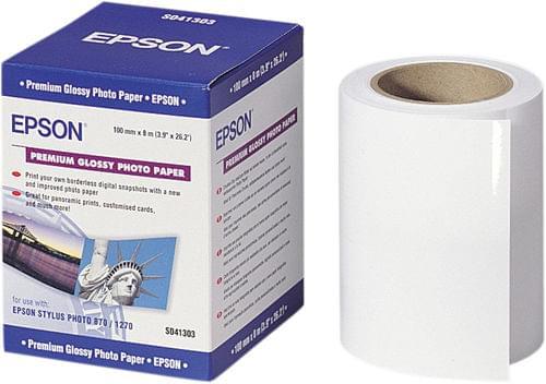 Epson Papier C13S041303 Photo Premium rouleau 10m 255g. (C13S041303) - Achat / Vente Papier imprimante sur Cybertek.fr - 0