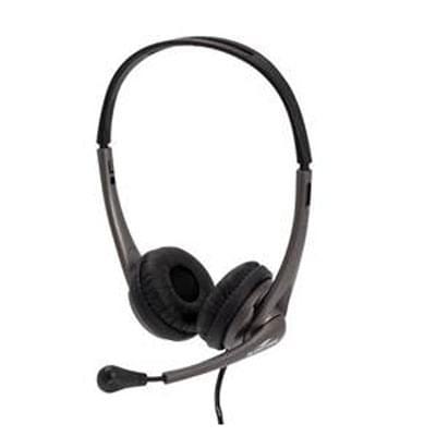 Bluestork MC90 Stereo Gris - Micro-casque - Cybertek.fr - 0