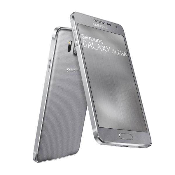 Samsung Galaxy Alpha 32Go Black G850F (SM-G850FHSEXEF) - Achat / Vente Téléphonie sur Cybertek.fr - 0
