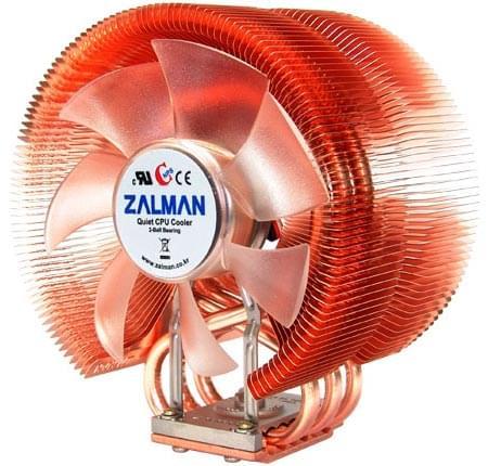 Zalman CNPS9700-LED SK775/754/939/940/AM2 (CNPS9700-LED soldé) - Achat / Vente Ventilateur sur Cybertek.fr - 0