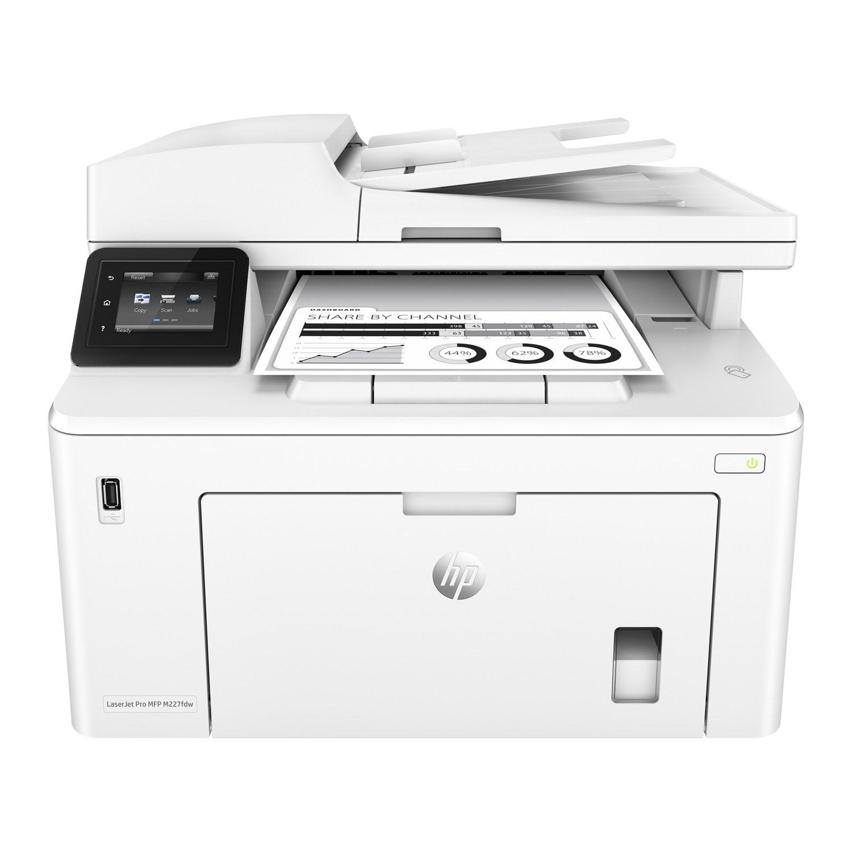 Imprimante multifonction HP LaserJet Pro M227fdw - Cybertek.fr - 4