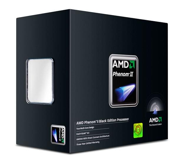 AMD Phenom II X4 965 - 3.4Ghz - Processeur AMD - Cybertek.fr - 0