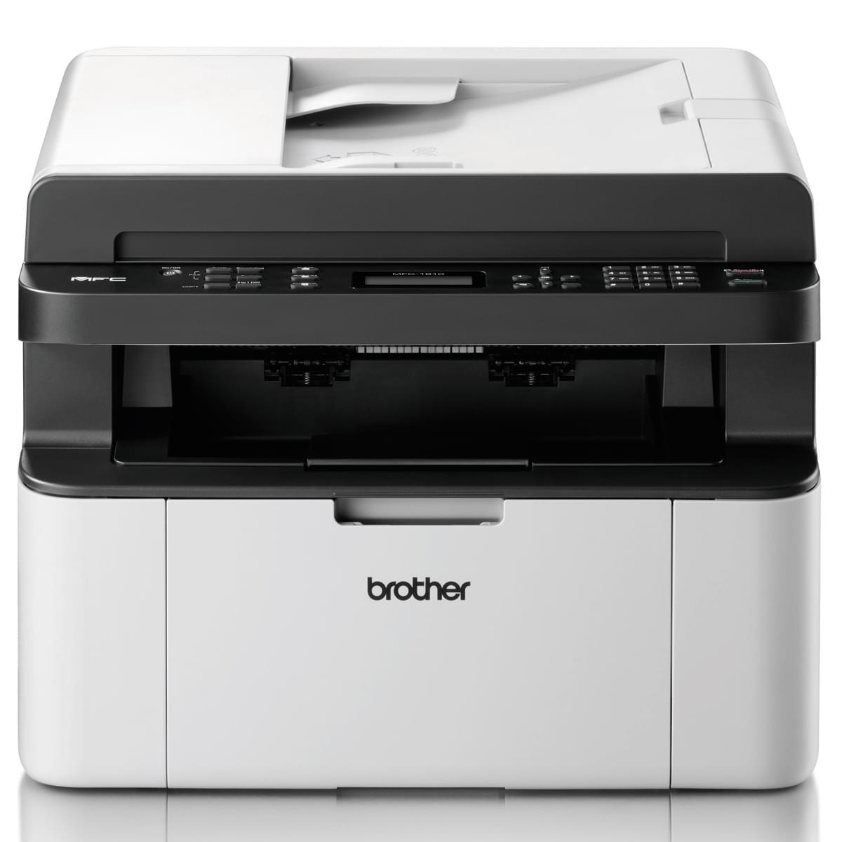 Brother MFC-1810 (MFC1810F1) - Achat / Vente Imprimante multifonction sur Cybertek.fr - 0