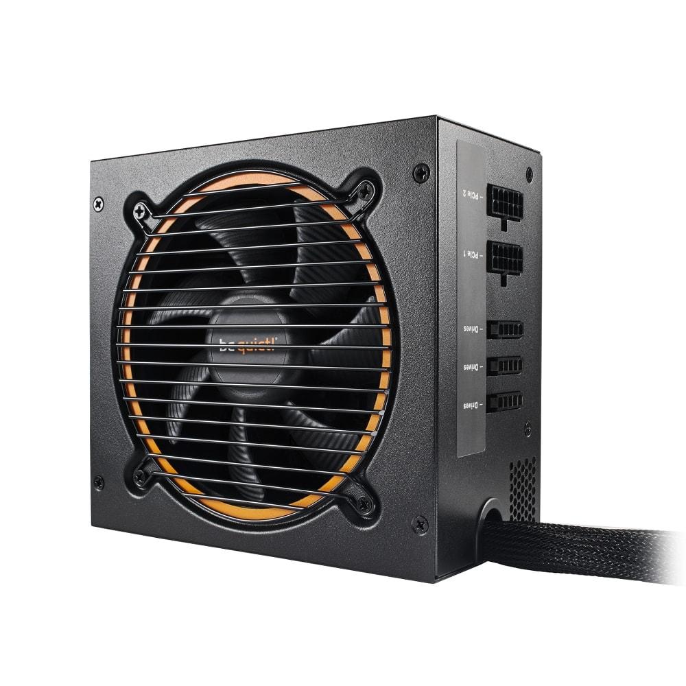 Alimentation PC Be Quiet! ATX 400W Pure Power L9 CM BN266 - 0