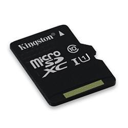 image produit Kingston Micro SDXC 64Go Class 10 + Adapt SDC10G2/64GB Cybertek