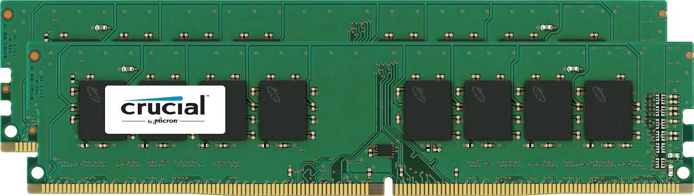 Crucial CT2K8G4DFD824A (2x8Go DDR4 2400 PC19200) (CT2K8G4DFD824A) - Achat / Vente Mémoire PC sur Cybertek.fr - 0