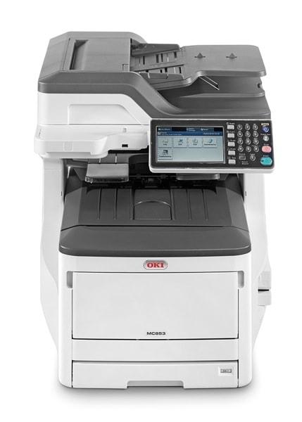 Imprimante multifonction Oki MC853dn - Cybertek.fr - 0