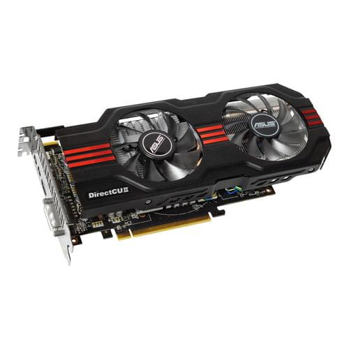 Asus HD7870-DC2-2GD5-V2 2Go - Carte graphique Asus - Cybertek.fr - 0