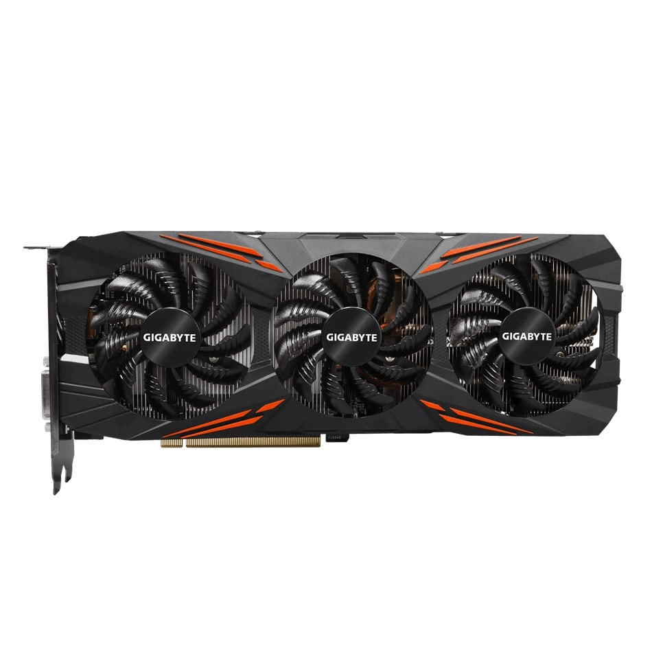Gigabyte GTX1070 G1 Gaming-8GD (GV-N1070G1 GAMING-8GD) - Achat / Vente Carte Graphique sur Cybertek.fr - 2
