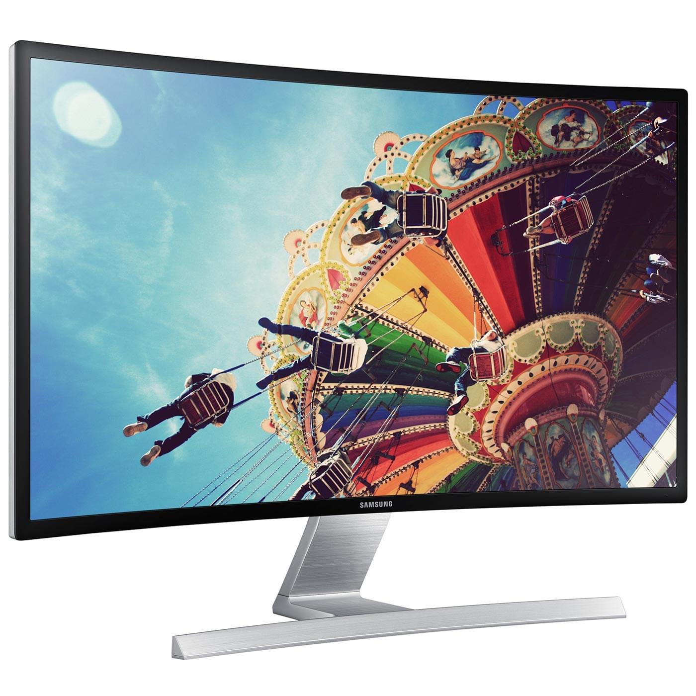 Samsung S27D590CS (LS27D590CS/EN) - Achat / Vente Ecran PC sur Cybertek.fr - 0