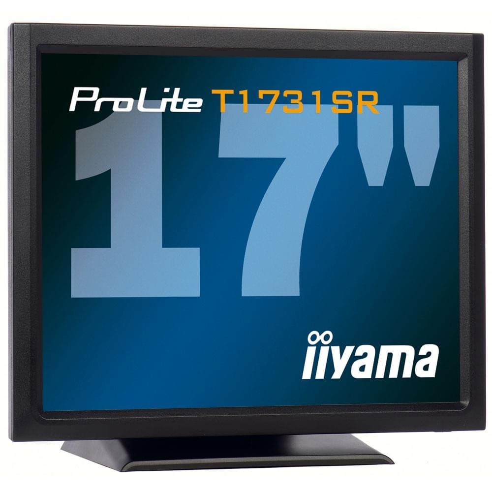 Iiyama PLT1731SR-B1 (PLT1731SR-B1) - Achat / Vente Ecran PC sur Cybertek.fr - 0