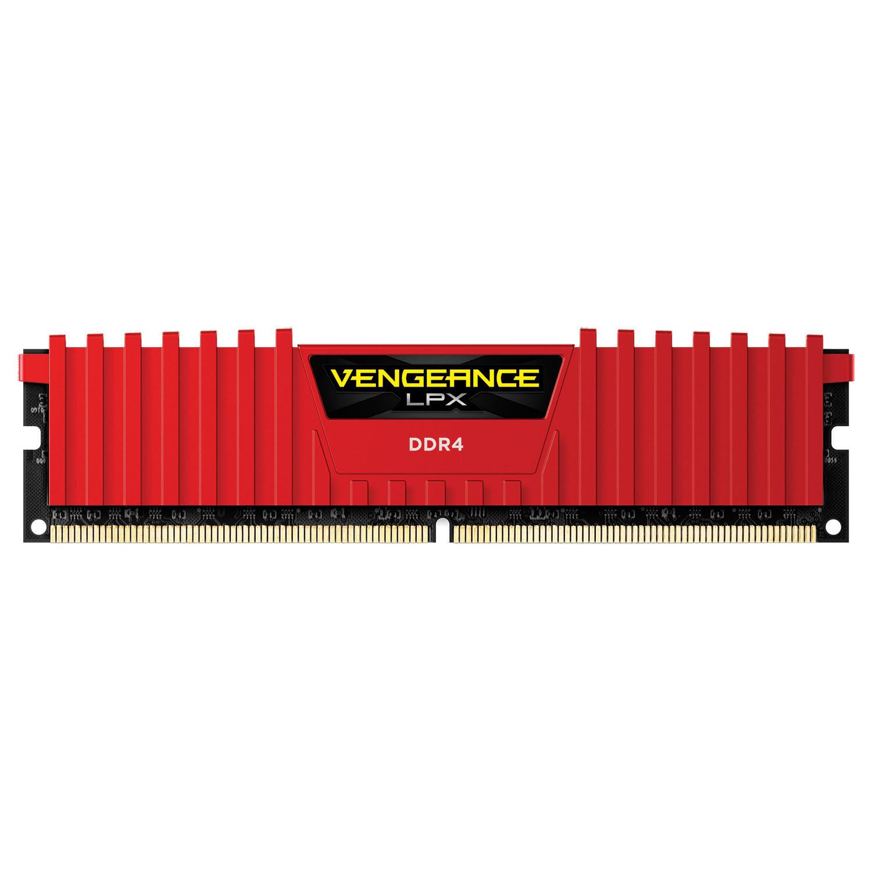 Corsair CMK16GX4M2A2400C16R  16Go DDR4 2400MHz - Mémoire PC - 4