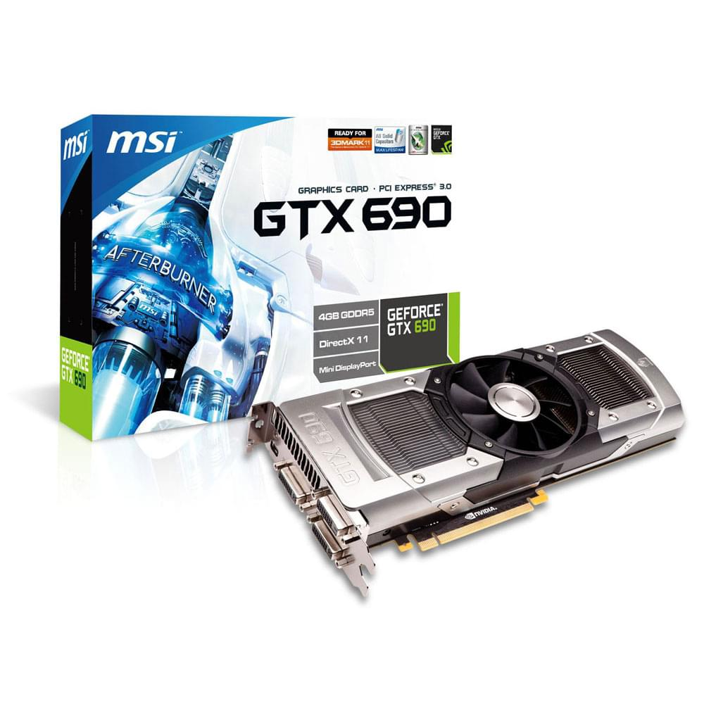 MSI N690GTX-P3D4GD5 4Go - Carte graphique MSI - Cybertek.fr - 0