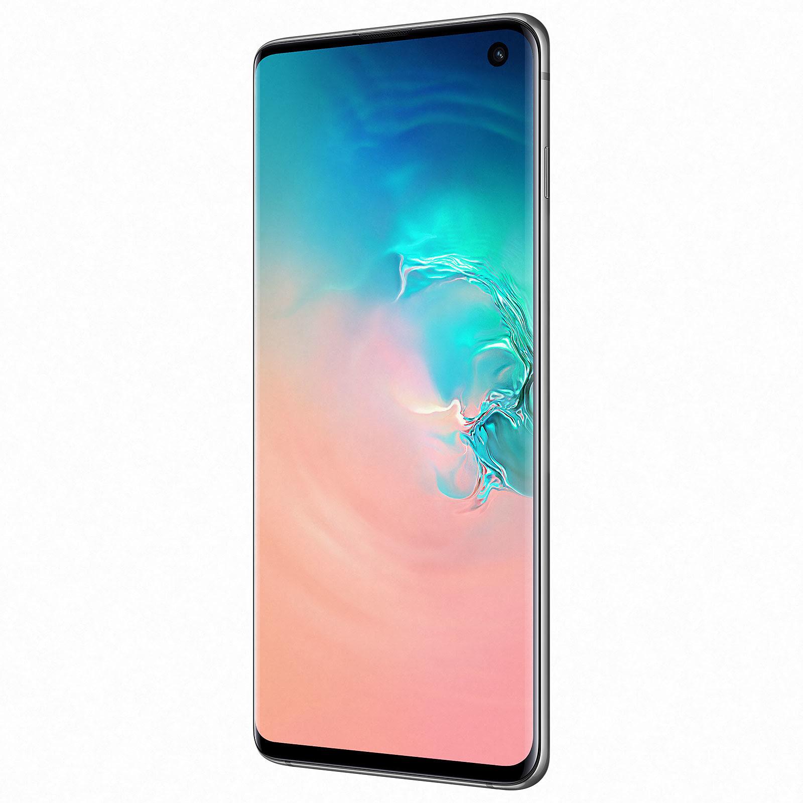 Samsung Galaxy S10 G973 128Go White - Téléphonie Samsung - 3