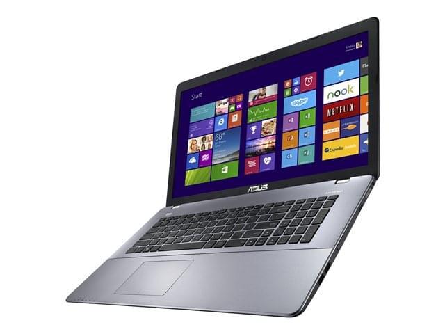 Asus P750LB-T2059G (P750LB-T2059G) - Achat / Vente PC portable sur Cybertek.fr - 0