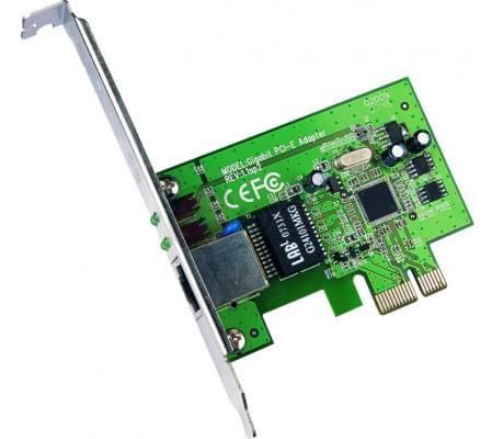 No Name PCI-E 10/100/1000MB (300541 / 0712011 / 471103) - Achat / Vente Carte Réseau sur Cybertek.fr - 0