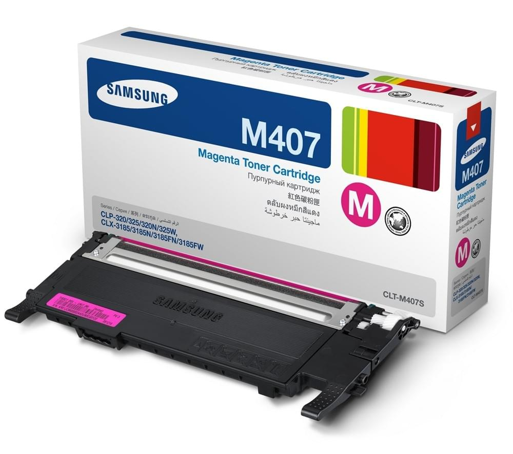 Consommable imprimante Samsung Toner CLT-M4072S Magenta