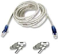 No Name Connectique réseau Câble Modem RJ 11 7m (935400) - Achat / Vente Connectique réseau sur Cybertek.fr - 0
