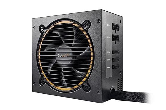 Be Quiet! ATX 600W Pure Power L9 CM BN268 (BN268 --) - Achat / Vente Alimentation sur Cybertek.fr - 0