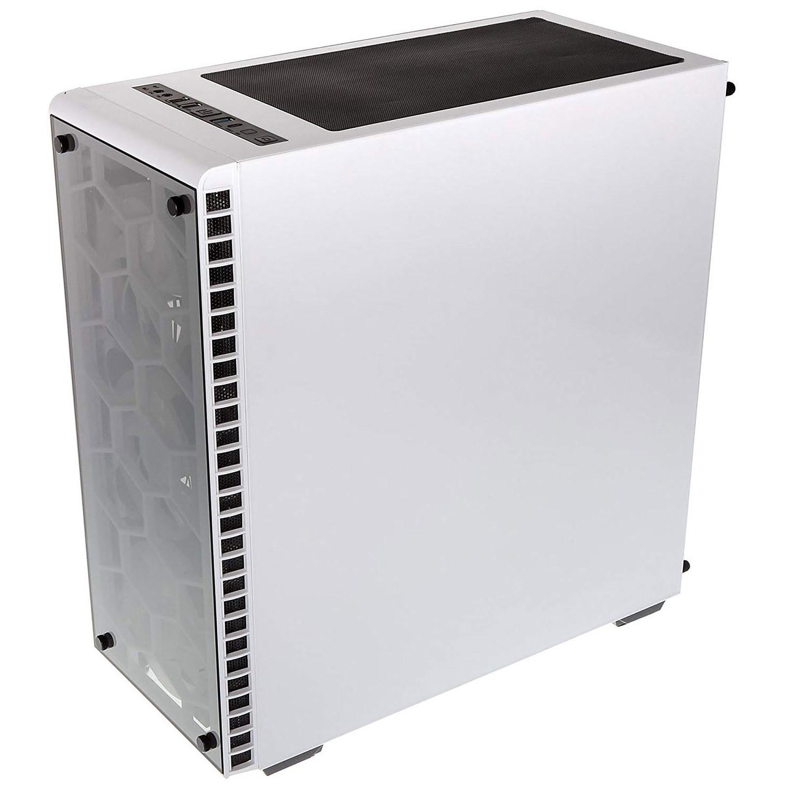 Kolink Observatory RGB White Blanc - Boîtier PC Kolink - 3