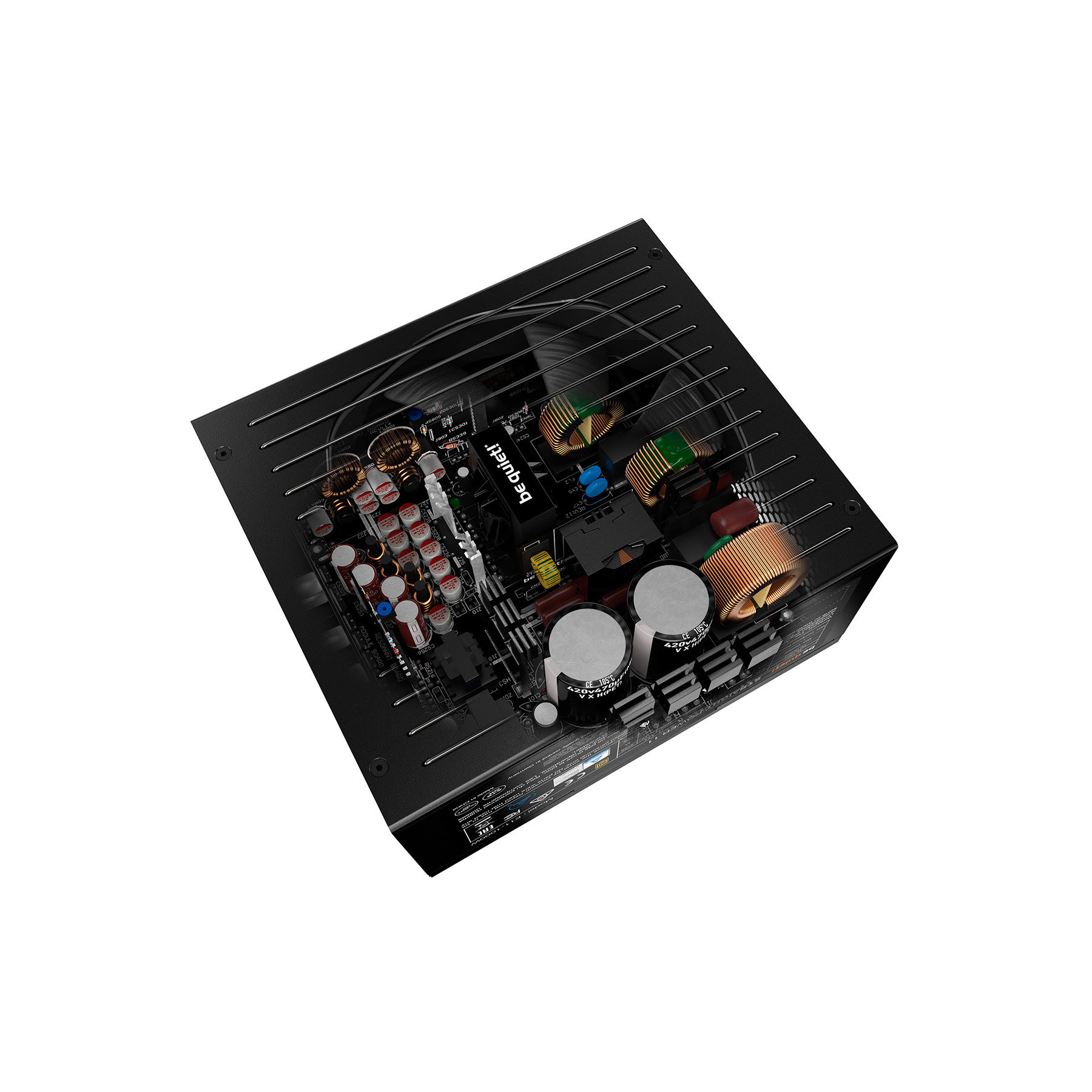 Be Quiet! Straight Power 11 80+ GOLD (450W) - Alimentation - 3