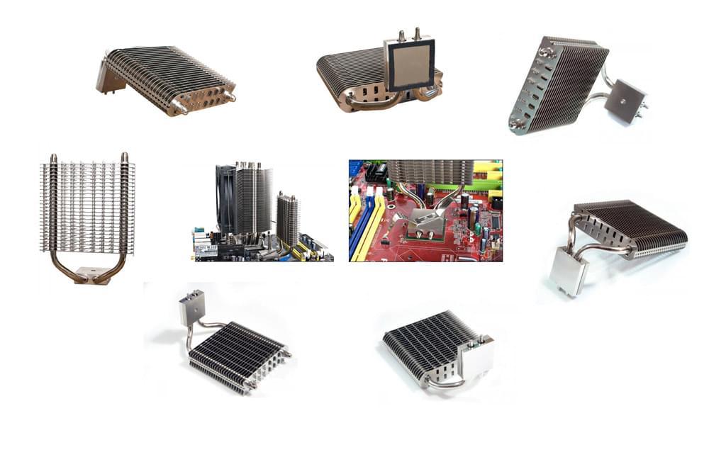 Thermalright HR-05 SLI pour chipset (HR-05 SLI) - Achat / Vente Ventilateur CPU sur Cybertek.fr - 0