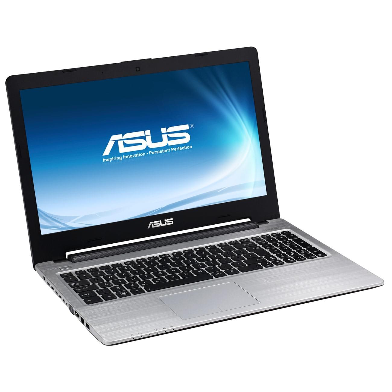 Asus S56CM-XX240P (S56CM-XX240P) - Achat / Vente PC Portable sur Cybertek.fr - 0