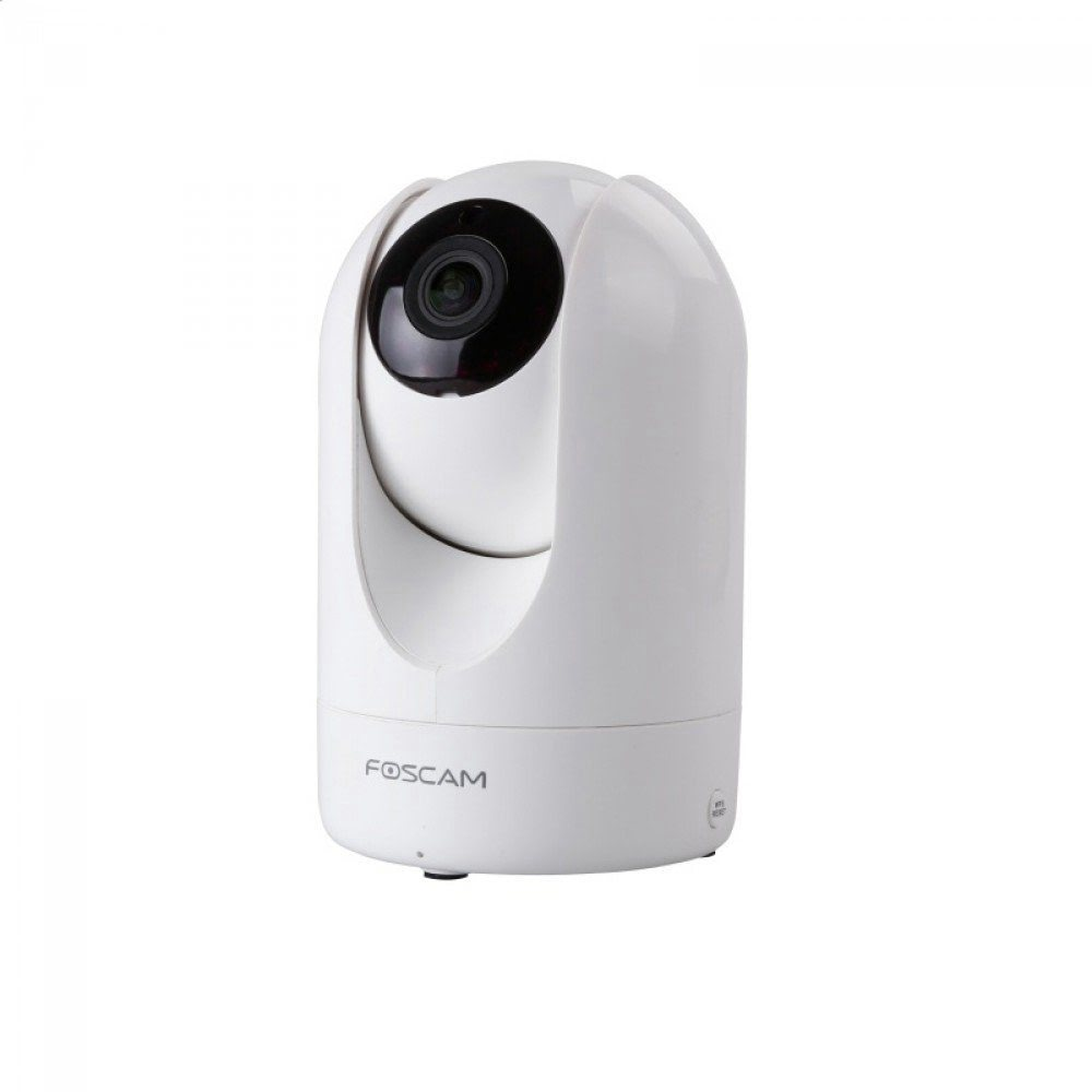 Foscam R2 Caméra IP FHD Motorisée WiFi P2P Blanche - 0