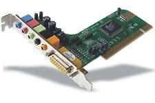Carte son Interne PCI 4.1 No Name - 0