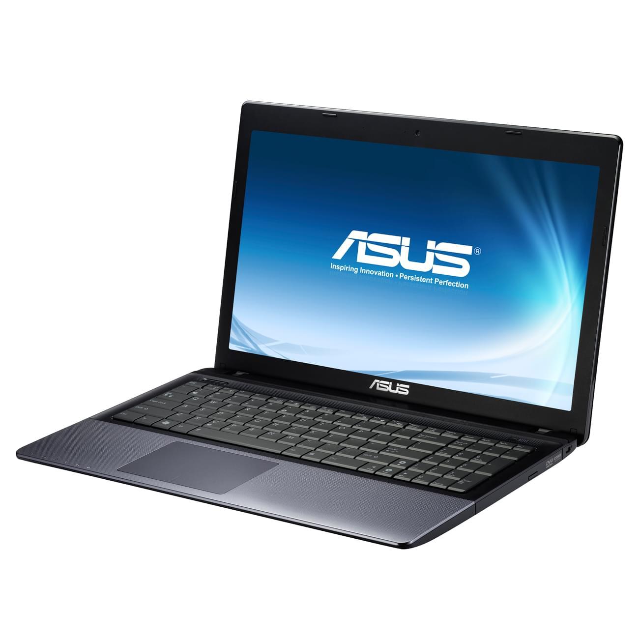 Asus X55VD-SX168H (X55VD-SX168H obso) - Achat / Vente PC Portable sur Cybertek.fr - 0