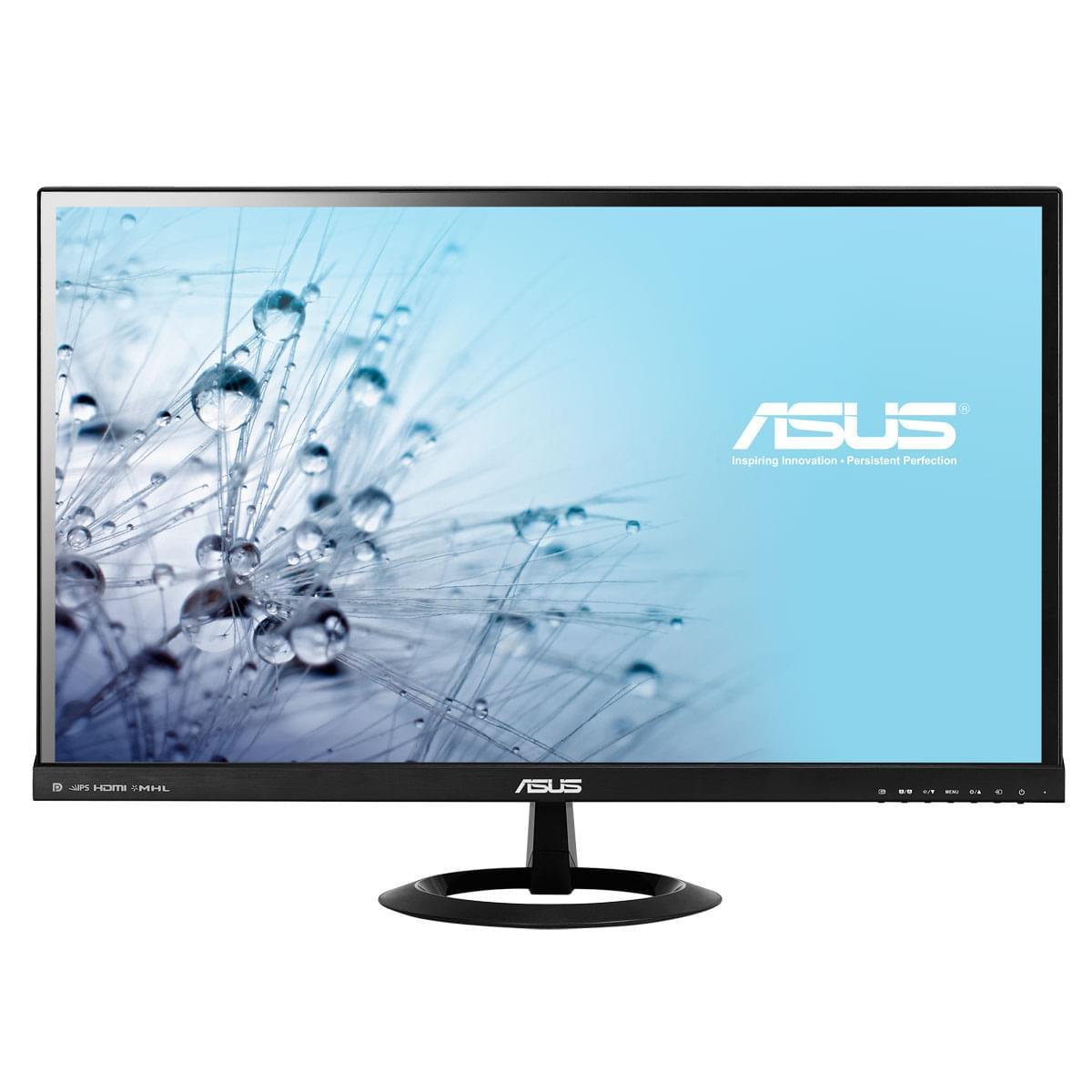 Asus VX239H (VX239H) - Achat / Vente Ecran PC sur Cybertek.fr - 0
