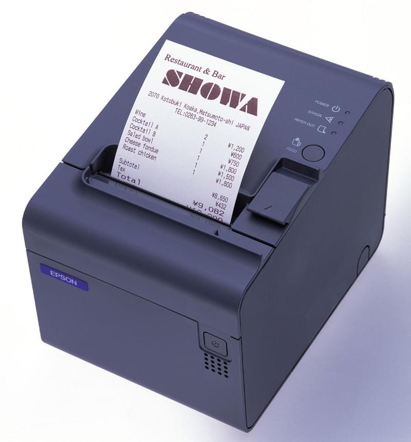 Epson TM-T90 (code barre) (C31C390021) - Achat / Vente Imprimante sur Cybertek.fr - 0