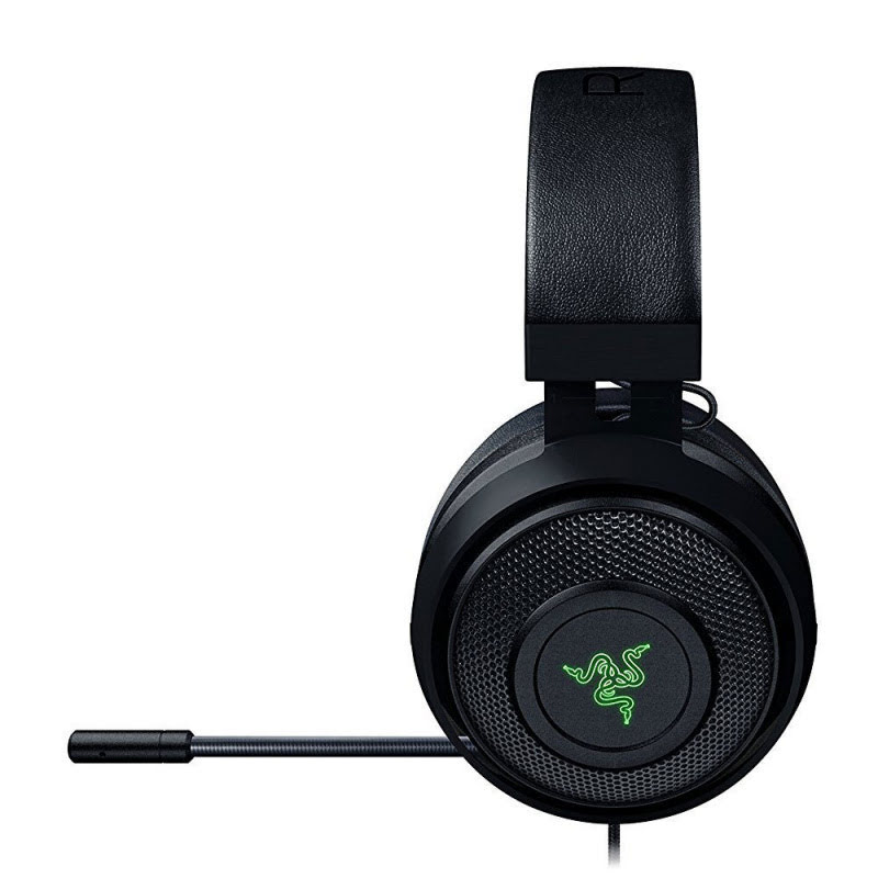 Razer Kraken 7.1 V2 Oval 7.1 Surround RGB - Micro-casque - 2