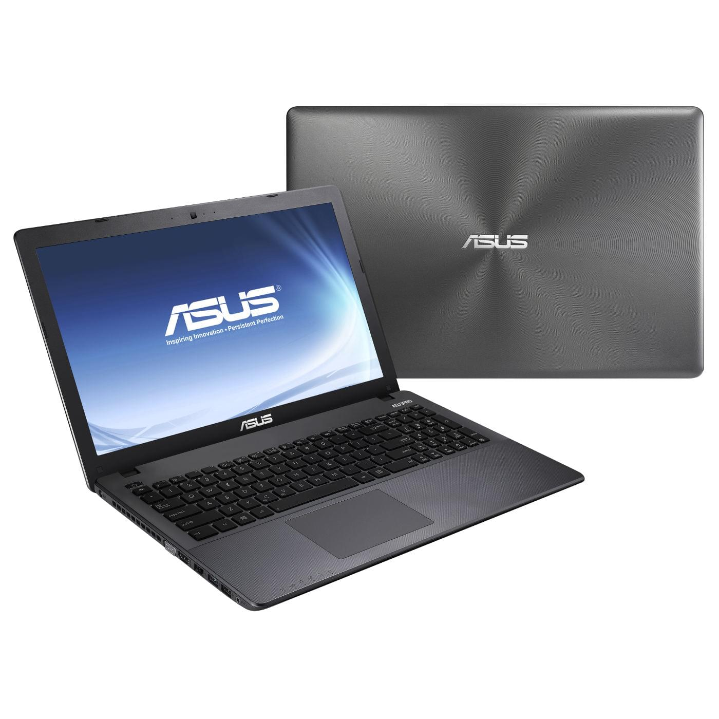 Asus P550LAV-XO429G (P550LAV-XO429G) - Achat / Vente PC Portable sur Cybertek.fr - 0