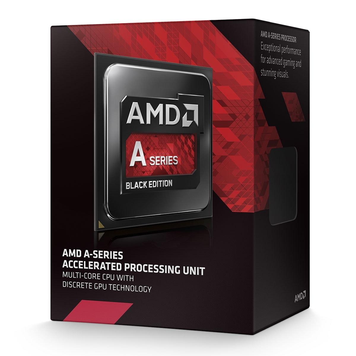 Processeur AMD A8-7670K - 3.6GHz - Gamer -  - 0