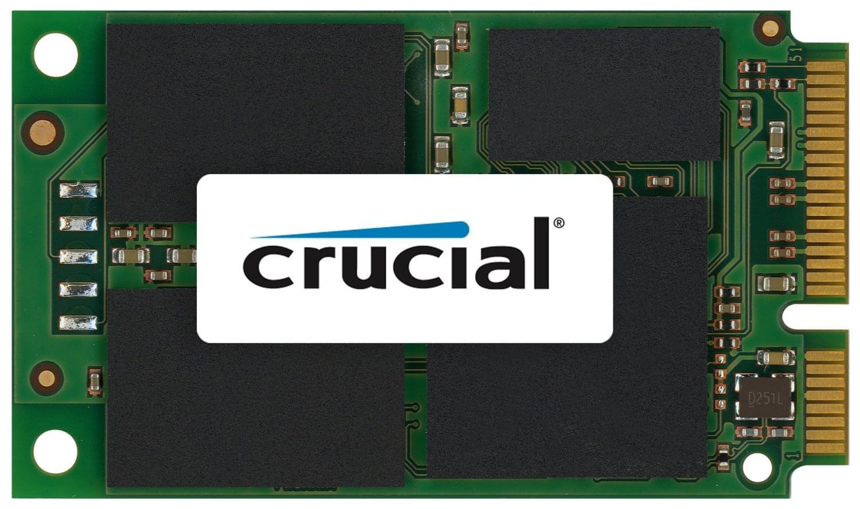 Crucial 32Go SSD mSATA M4  (CT032M4SSD3) - Achat / Vente Disque SSD sur Cybertek.fr - 0