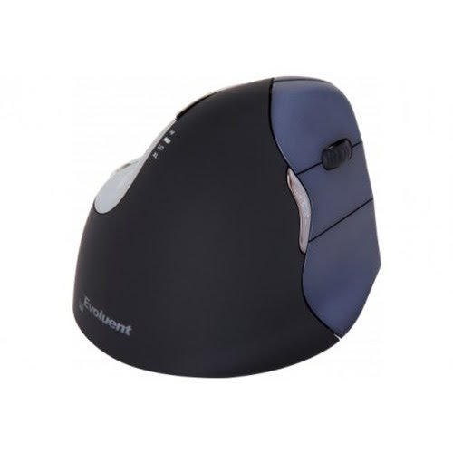 Evoluent Vertical Mouse 4 Droitier Sans Fil - Souris PC Evoluent - 0