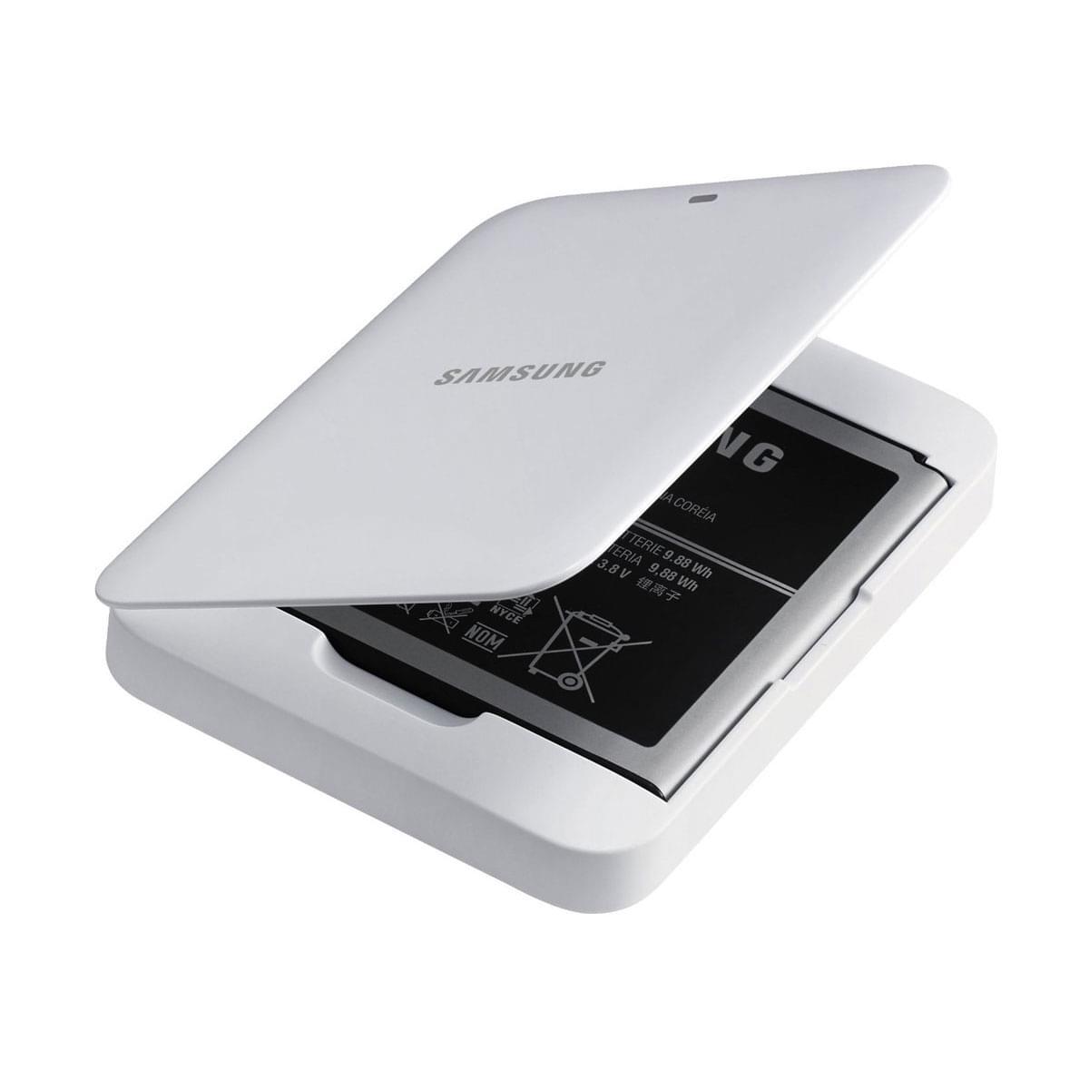 Samsung Kit Batterie+Chargeur pour Galaxy S4 (EB-K600BEWEGWW) - Achat / Vente Accessoire Téléphonie sur Cybertek.fr - 0