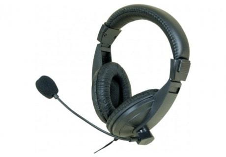No Name Casque Circumaural avec Micro (059203) - Achat / Vente Micro-casque sur Cybertek.fr - 0