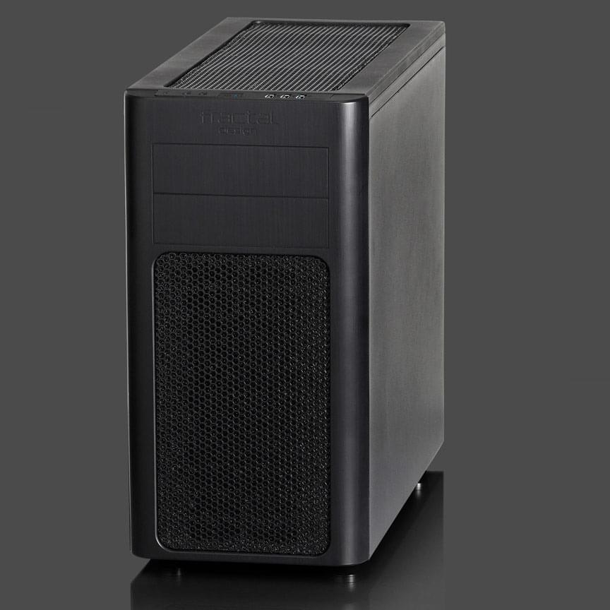 Fractal Design Arc Mini (FD-CA-ARC-MINI-BL) - Achat / Vente Boîtier PC sur Cybertek.fr - 0