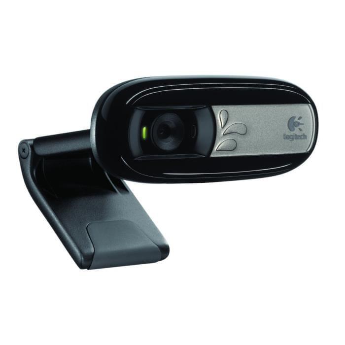 Logitech Caméra / Webcam Logitech WebCam C170 Refresh (960-001066 **) - Achat / Vente Caméra / Webcam sur Cybertek.fr - 2