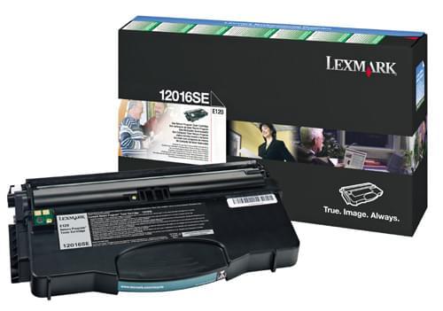 Lexmark Toner Noir 2000p LRP (12016SE) - Achat / Vente Consommable Imprimante sur Cybertek.fr - 0