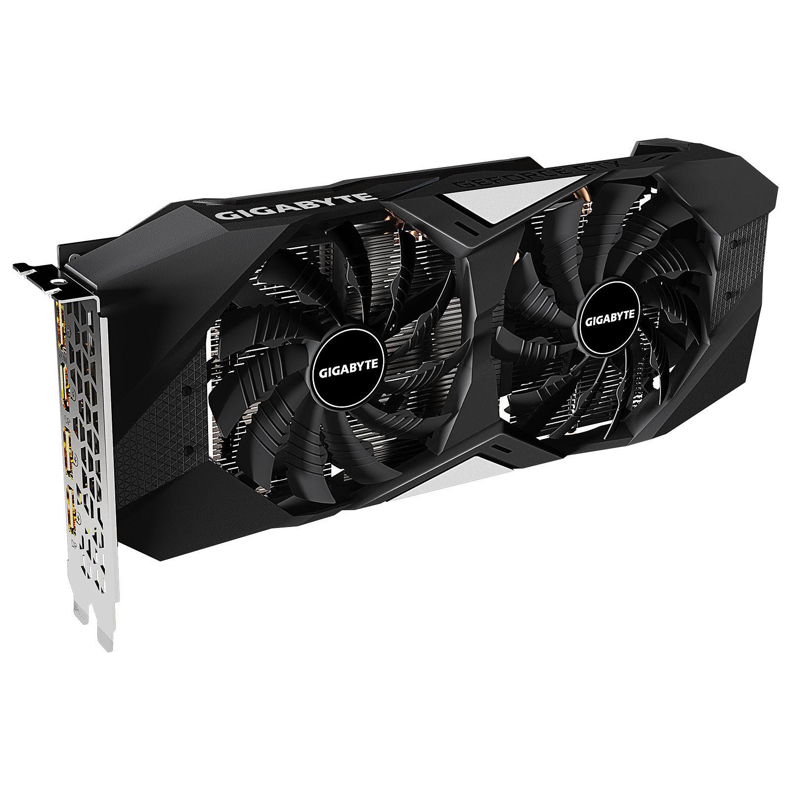 Gigabyte GeForce RTX 2060 SUPER WindForce OC 8G 2.0  (N206SWF2OC-8GD) - Achat / Vente Carte graphique sur Cybertek.fr - 4